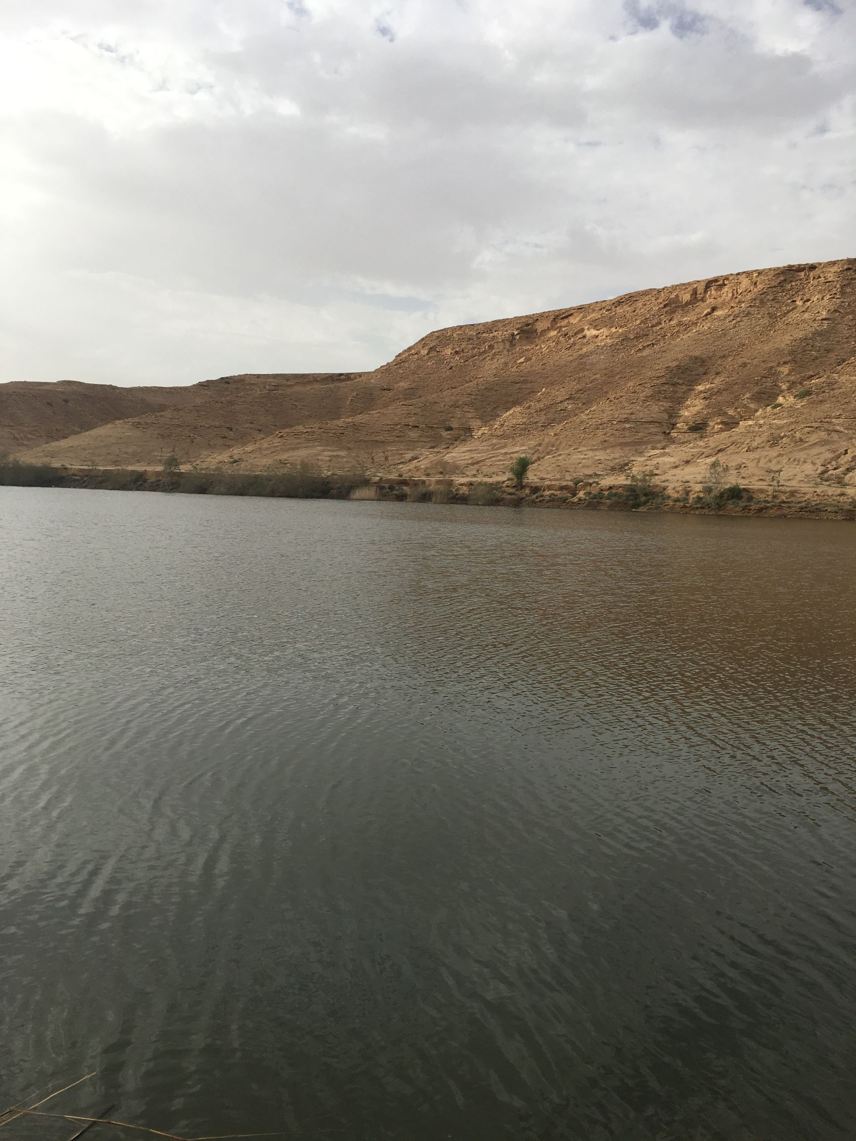 معلومات عن البحيرة السرية في الرياض