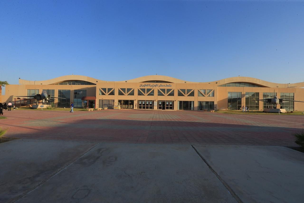 معلومات عن متحف صقر الجزيرة للطيران